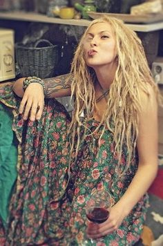 dreads - Click image to find more People Pinterest pins :: #dreadstop