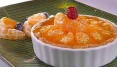 Pastel de mandarinas