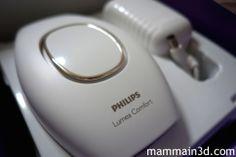 Philips Lumea Comfort #raccontidicasa http://wp.me/p3ARhk-DC