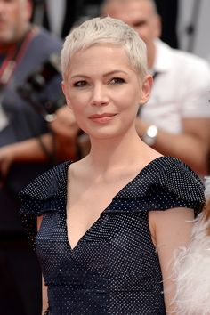 L'actrice Michelle Williams (en Louis Vuitton) à la première cannoise de Wonderstruck de Todd Haynes - Cannes 2017 : Michelle Williams monte les marches pour Wonderstruck de Todd Haynes - Elle