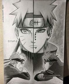 Naruto vs Pain - it was an awesome fight