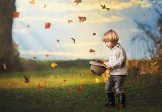 Photo Catching Autumn by Tatjana Kaufmann on 500px