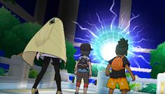 Drowned World: Más novedades sobre 'Pokémon Sol' y Pokémon Luna'