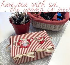 agentletouch: ... a tea box for my kitchen!!!