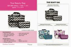 Hostess Exclusive, True Beauty Bag