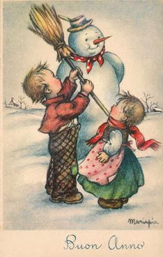 Find Vintage Postcards, Postage Stamps, Paper Items, Postal History, Antiques & Collectibles on Playle's. Vintage Christmas Images, Old Fashioned Christmas, Christmas Scenes, Christmas Past, Victorian Christmas, Vintage Holiday, Christmas Pictures, Christmas Mantles, Christmas Villages