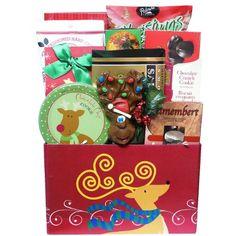Dashingly Delicious Christmas Holiday Gift Box « Holiday Adds