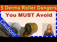 Avoid 8 Derma Roller Mistakes to Prevent Skin Damage or Ugly Micro Needling Side Effects - Part II - YouTube