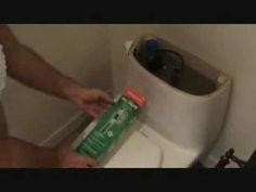 I upgraded our toilet all by myself and this video is great. Fluidmaster tank repair kit at Home Depot.
