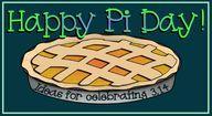Pi Day: blog post wi