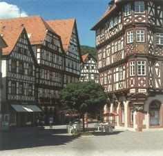 Just up the street...Mosbach, Germany