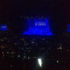 "10 To se mi líbí, 1 komentářů – Gabriel Comba (@gabycomba) na Instagramu: ""Recital maravilloso de ""IL DIVO"" 👏👏👏👏 #ildivo #ildivotour #ildivours #italia #argentina #musics…"""