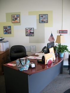 The reNOUNed Nest: Ten Fun School Office Decorating Ideas