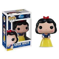 Disney Store Snow White - Branca De Neve Funko Pop Disney
