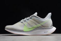 separation shoes 097ac a0961 Nike Air Zoom Pegasus 35 Turbo 2.0 Light Grey Green AJ4115-301