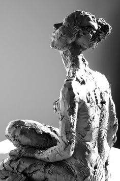 Carol Peace: February 2015 Ceramic Figures, Clay Figures, Ceramic Art, Sculptures Céramiques, Sculpture Clay, Ceramic Sculpture Figurative, Figurative Art, Statues, High Art