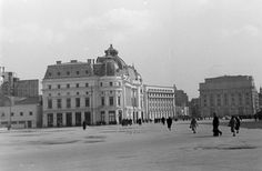 (Alex Baciu, 1957) Bucharest, Louvre, Memories, Architecture, Building, Travel, Memoirs, Arquitetura, Souvenirs