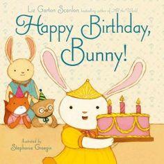CountyCat - Title: Happy birthday, Bunny!