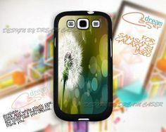 Dandelion Effect - Print On Hard Case Samsung Galaxy S3 i9300