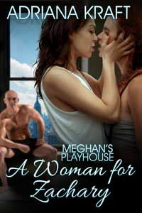 A Woman For Zachary By Adriana Kraft @adrianakraft #RLFblog #Contemporary #Romance