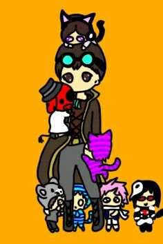 Scp, Lyon, Scooby Doo, My Friend, Fangirl, Minnie Mouse, Disney Characters, Fictional Characters, Wallpaper