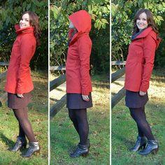 Sewing Article: Best Patterns of 2012 - Sewaholic Minoru jacket