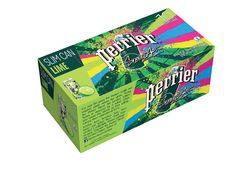 Perrier® Limited Edition Street Art Collection