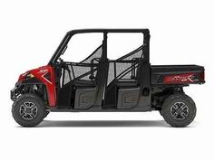 New 2017 Polaris Ranger Crew XP 1000 EPS ATVs For Sale in South Carolina. World's Most Powerful UTV with 80 HPAdjustable Smooth Riding Suspension and Class Exclusive Throttle Control ModesIndustry Exclusive Pro-Fit Cab Integration and Hundreds of Accessories Options