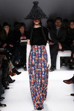 Schiaparelli Spring 2014 Couture – Vogue