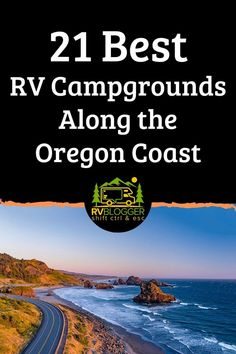 Looking for RV Campgrounds Along the Oregon Coast? Our list of the 21 Best RV Campgrounds Along the Oregon Coast includes some iconic locations with... Oregon Coast Camping, Oregon Road Trip, Oregon Travel, Rv Travel, Travel Items, Beach Travel, Outdoor Travel, Budget Travel, Travel Destinations