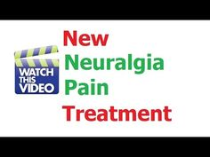 Neuralgia Natural Remedy - Health Product Business