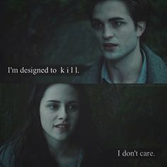 Edward and Bella - Twilight @twihard_nowandforever
