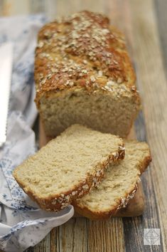Bread Machine Recipes, Bread Recipes, Biscuit Bread, Pan Dulce, Pastry And Bakery, Sin Gluten, Granola, Banana Bread, Food And Drink