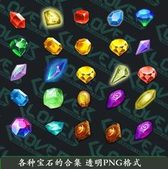Game Art Resources / ICON icon material UI design ...