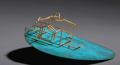 giampaolo babetto jewelry   Graziano Visintin – Brooch , 2006 – 18k gold, enamel, gold leaf ...