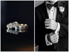 Groom Gets Ready - La V image - Wedding photography