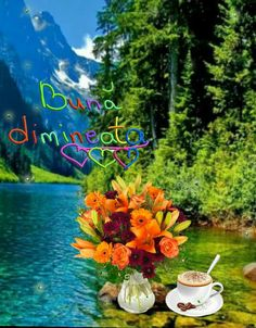 Morning Greeting, Morning Quotes, Good Morning, Painting, Art, Happy Day, Buen Dia, Art Background, Bonjour