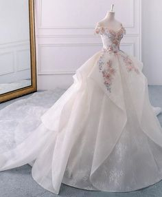 White sweetheart off shoulder lace long prom dress, white ev.- White sweetheart off shoulder lace long prom dress, white evening dress - Quince Dresses, Ball Dresses, Prom Dresses, Formal Dresses, Sexy Dresses, Summer Dresses, Dress Prom, White Quinceanera Dresses, Prom Outfits