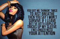 Nicki Minaj Love Quotes - Bing Images