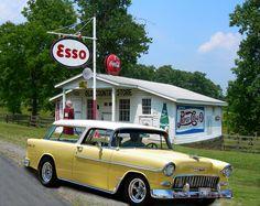 '55 Chevy Nomad