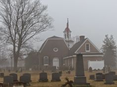 SingleMalt-CapeBreton-NorvellHimself: Foggy Day At St Mary Annes
