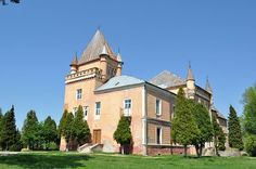 Castelul Kendeffy Marie, Beautiful Places, Mansions, Country, House Styles, Holiday, Home Decor, Castles, Cabin