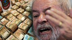 Lula, O Pobretão Que Movimentou R$ 52,3 Milhões Em Suas Contas, Entre 2011 E 2015 – News Atual