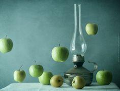 photo: Зелёные яблоки (3)   photographer: Владимир Костерин   WWW.PHOTODOM.COM