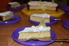 Lemon #cheesecake by Simona Iannuzzi on https://www.facebook.com/photo.php?fbid=10152189034139643&set=pcb.233052600210575&type=1&theater