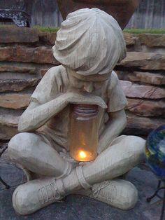 Fire Flies in A Jar...Love this!!!