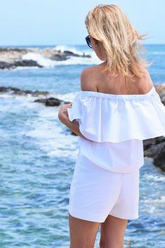 Malta, blue, water, blonde, women, Bugibba, travrl, trip, holiday, beautiful,