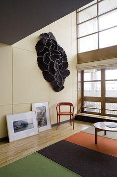 Apartment 50, Unité d'Habitation  by Ronan & Erwan Bouroullec.