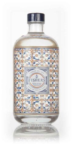 Fishers Gin - Master of Malt