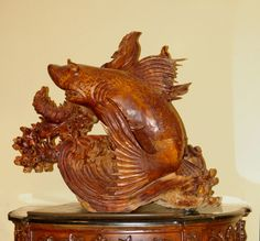 wood carving pieces/sculptures pictures - Google Search